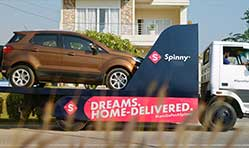 Spinny sees an uptake in online sales of used cars