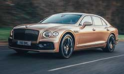 TECHNOLOGY: Bentley Flying Spur V8 Engine: Facts And Figures