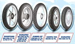 TVS Eurogrip launches 11 new tyre products for replacement market