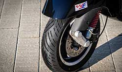 TVS Srichakra enters Europe two-wheeler tyre market with Eurogrip brand