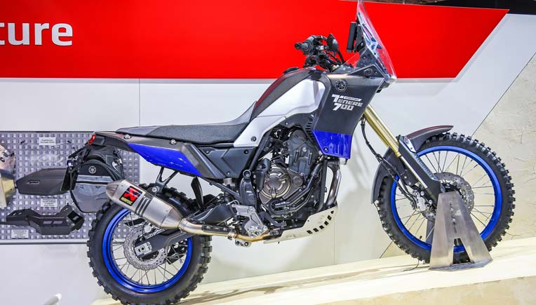 Eicma 2017 yamaha xt1200ze super tenere for Yamaha 700 tenere