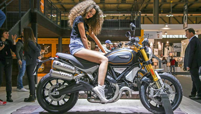 Eicma 2017 Wrap Up Ducati Unveils A Slew Of Motorcycles