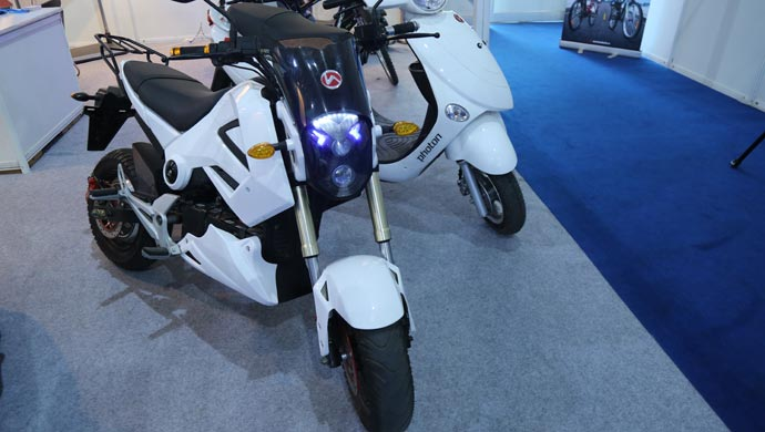 Exclusive Hero Eco To Launch New Electric Bike By 2017
