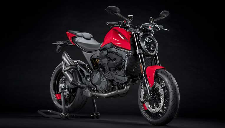 2021 Ducati Monster launched at Rs 10.99 lakh onward