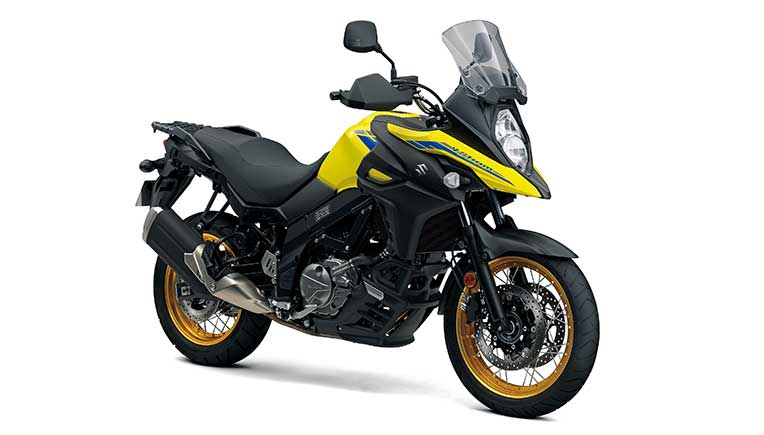 All new Suzuki BS6 V-Strom 650XT ABS motorcycle launched at Rs 8.84 lakh