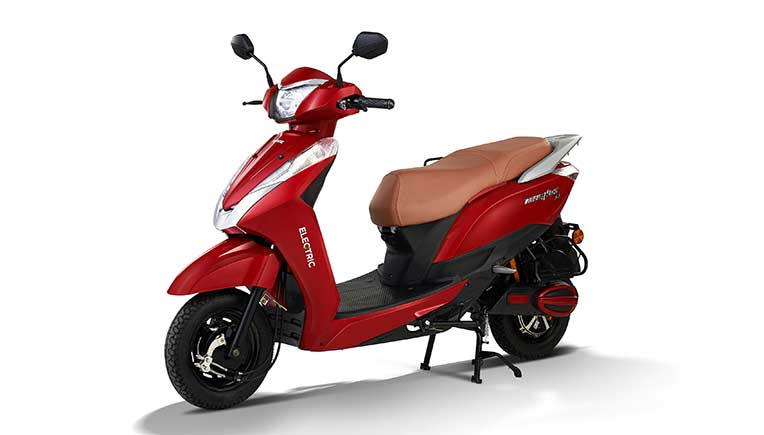 Ampere Electric launches new electric scooter Magnus EX