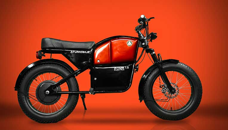 Atumobile Pvt Ltd. commences delivery of Atum 1.0 electric bike