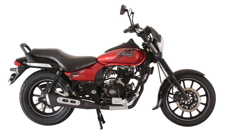 Bajaj unveils new 2018 Avenger Street 180 at Rs 84,499