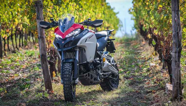 Ducati Multistrada 1260 Enduro launched at Rs 19.99 lakh