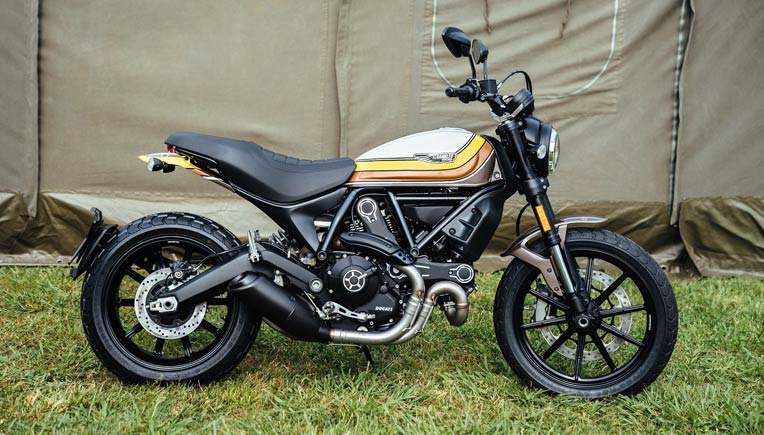 Ducati Scrambler Mach 2.0 launched for Rs 8,52,000/-