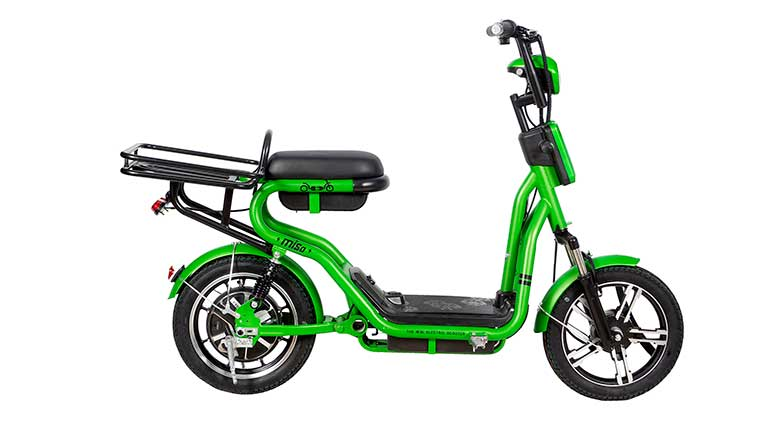 Gemopai Electric Launches Miso single seat mini electric scooter at Rs 44,000