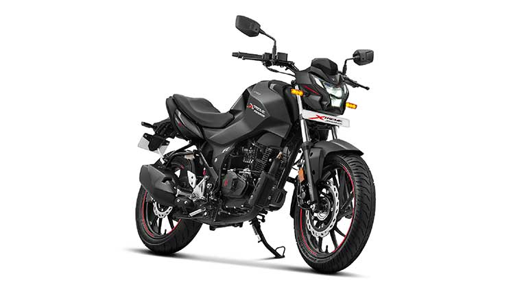 Hero MotoCorp launches new Xtreme 160R Stealth Edition