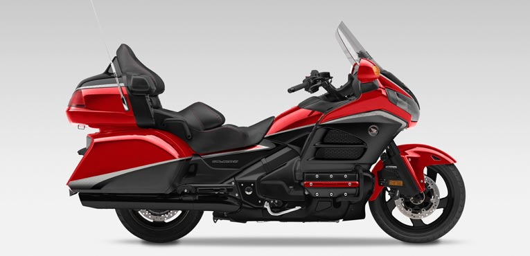 Honda Gold Wing- GL1800 launched for Rs 28.5 lakh onward