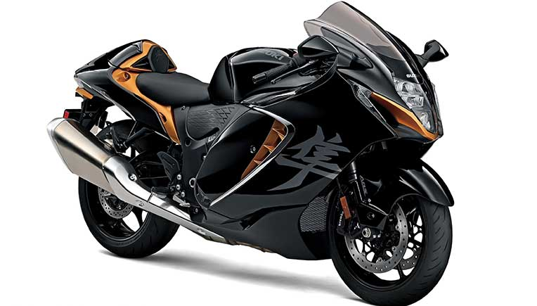 Suzuki Motorcycle India launches new Hayabusa at Rs 1,640,000