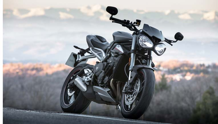 Triumph launches new Street Triple RS at Rs 10.55 lakh