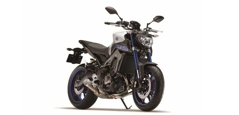 Yamaha launches all new Roadster Motard – Yamaha MT-09 for Rs 10.20 lakh