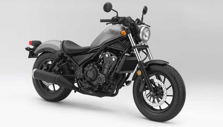 Honda Announces Rebel 300 And Rebel 500 For The Youth