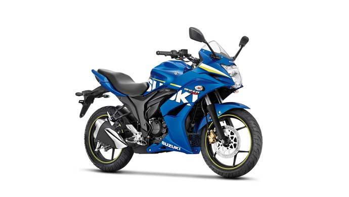Street Sport Bike Suzuki Gixxer Sf Launched For Rs 83 439