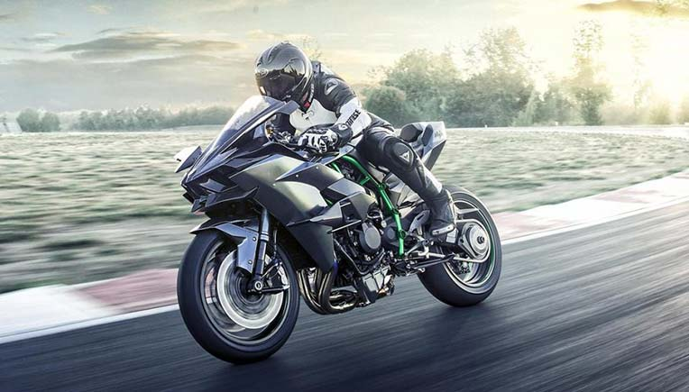 The Only Kawasaki Ninja H2r For 2019 In India To Be Delivered On 3rd