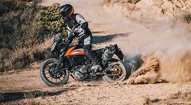 All-new KTM 250 Adventure motorcycle launched at Rs 2,48,256