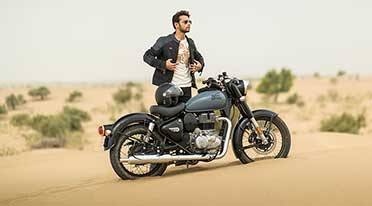 All-new Royal Enfield Classic 350 launched at Rs 1.84 lakh onward