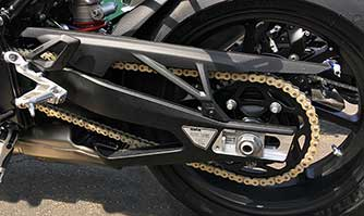 BMW Motorrad motorcycles now come with M Endurance chain