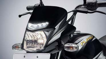 Bajaj launches new Platina ComforTec for Rs. 46, 656