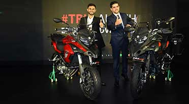 Benelli launches Adventure Tourer TRK 502 & TRK 502X at Rs 5 lakh onward