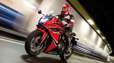Bookings open for new Honda CBR650F