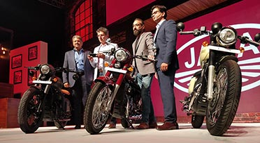 Classic Legends launches next gen Jawa motorcycles at Rs 1.55 lakh onward