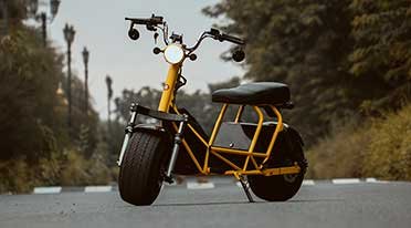 Corrit Electric to launch fat tyre e-bike Hover Scooter at Rs 69999