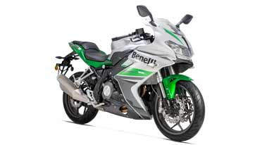 DSK Benelli 302R launched for Rs 3.48 lakh