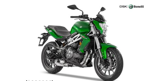 DSK Motowheels registers more than 300 bookings for Benelli superbikes
