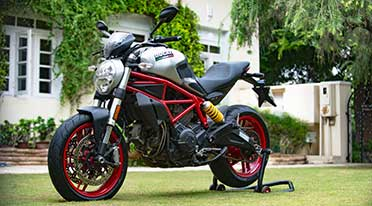 Ducati celebrate 25 years of Monster with customised edition of Monster 797