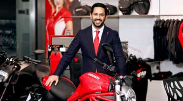 Ducati crosses 1000 motorcycle sales milestone in India