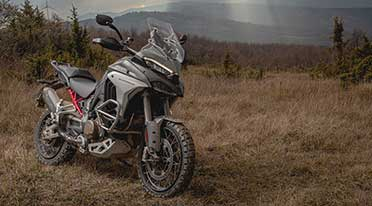 Ducati launches Multistrada V4 in India at Rs 18.99 lakh onward