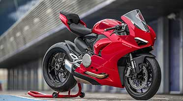 Ducati launches all new BS6 Panigale V2 in India at Rs 16.99 lakh