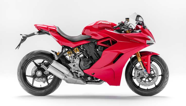 Ducati launches new SuperSport in India for Rs. 12.08 lakh