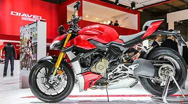 Ducati unveils Streetfighter V4/S, Panigale V2, Panigale V4/S at EICMA 2019