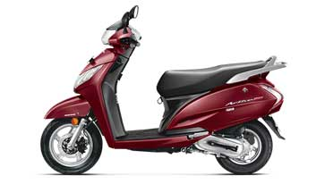 Honda 2Wheelers India rolls out 15 millionth Activa