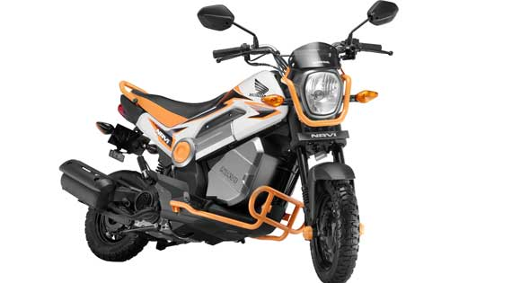 Honda Navi motorcycle for youth at Rs 39500