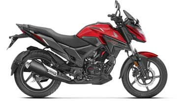 Honda X-Blade motorcycle bookings open; Priced at sub-Rs 79,000