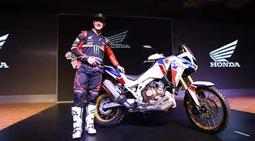 Honda launches 2020 Africa Twin Adventure Sports at Rs 15.35 lakh onward