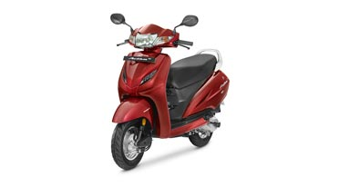 Honda launches new Activa 4G for Rs. 50,730