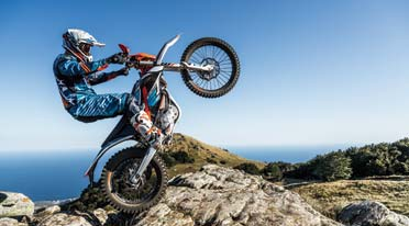 KTM unveils new Freeride E-XC e-motorcycle