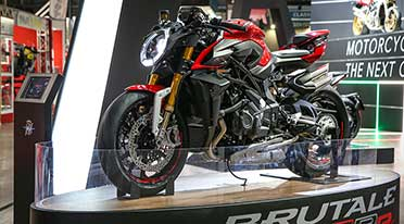 MV Agusta leads charge at Eicma 2019 with Brutale 1000RR