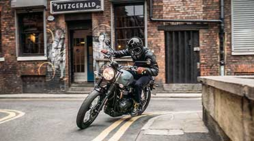 New 2021 Triumph Street Scrambler launched at Rs 9.35 lakh