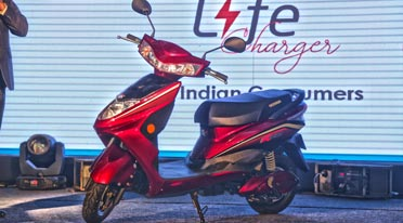 Okinawa Autotech launches Ridge electric scooter for Rs. 43,702