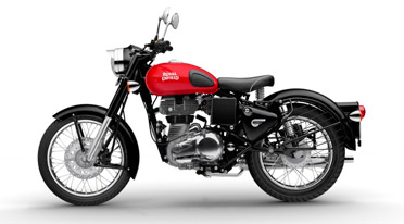 Royal Enfield Classic 350 Redditch variants for Rs 1,46,093