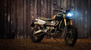 Street Scrambler 900 Sandstorm, Scrambler 1200 Steven McQueen in India
